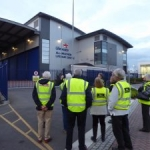 Tour of the Lifeboat Centre