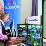 WOA Scotland Group stand