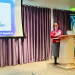 Gill Pickburn gives the Newletter Editors report