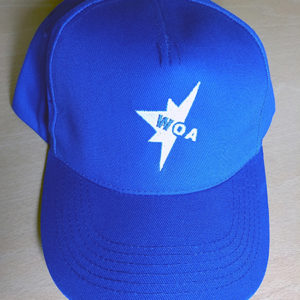 WOA Royal Blue Cap