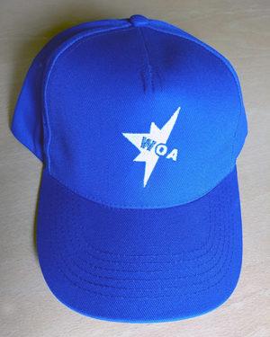 WOA Royal Blue Cap