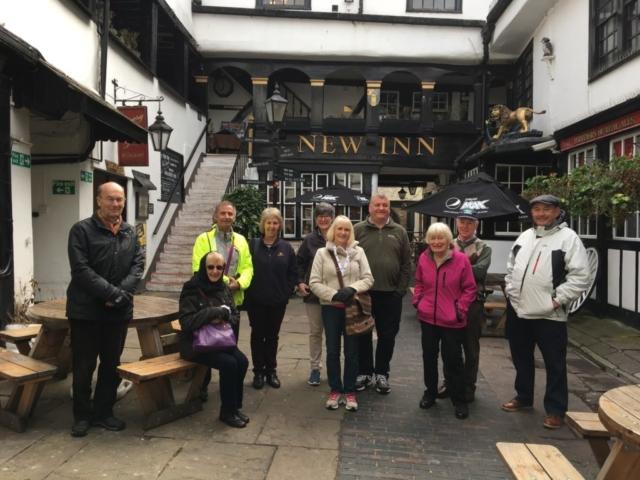 Walking Tour of Gloucester
